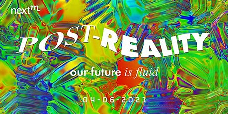 NextM 2021 | GroupM | Post-reality. Our future is Fluid tickets