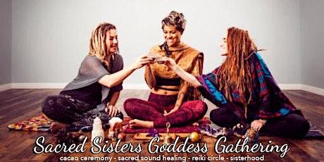 Sacred Sisters Goddess Circle - Quan Yin tickets