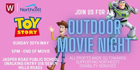 Outdoor Movie Night - WSU for Northcott Disability Services tickets