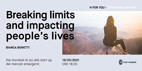 H For You - Breaking Limits and Impacting People's Lives tickets