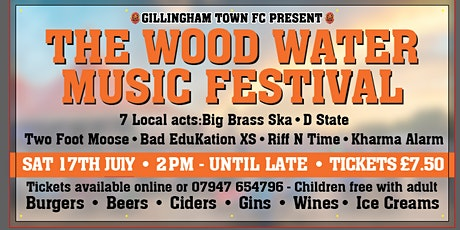 The Woodwater Music Festival tickets