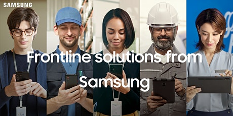 Samsung Channel Partner Monthly Webinar May 2021 tickets