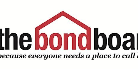 The Bond Board Landlord webinar: Starting a Tenancy tickets