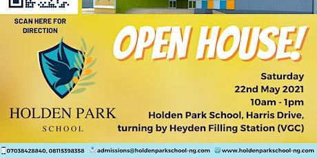 Holden Park School Lagos Open House tickets