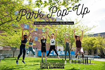 Outdoor Pop-Up in the Park tickets