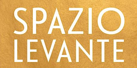 Spazio Levante Open Days biglietti