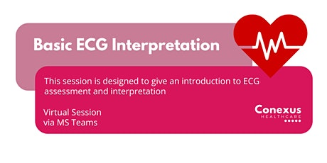 Basic ECG Interpretation tickets
