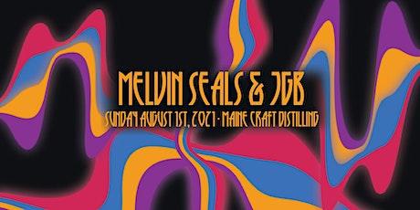 Melvin Seals & JGB tickets