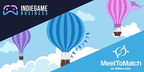 Indie Game Business Sessions: Air Edition 2021 tickets