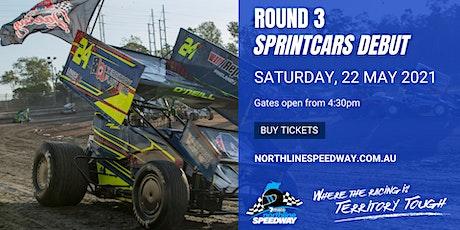 7mate Northline Speedway Round 3 - Sprintcars Debut tickets