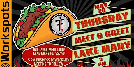 3rd Thursday Meet and Greet tickets