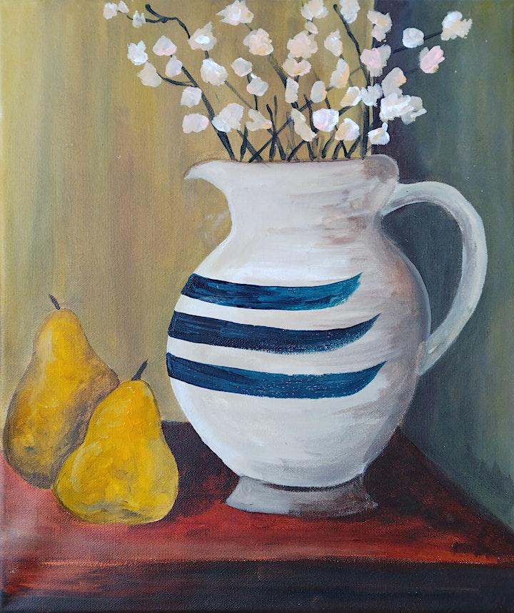 Still Life Painting image