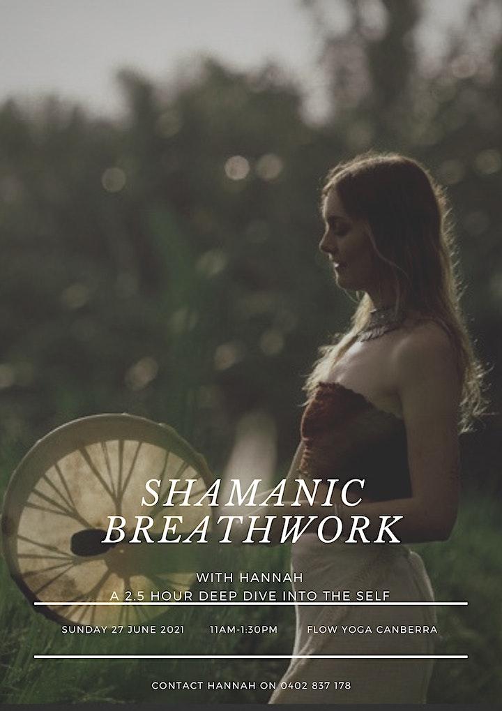 Shamanic Breathwork image