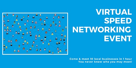 Virtual Speed Networking Oxfordshire tickets