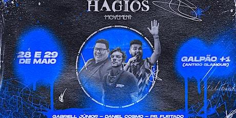 HAGIOS MOVEMENT  2* EDIÇÃO ingressos