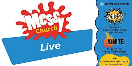 Messy Church - St Leonard's Church tickets