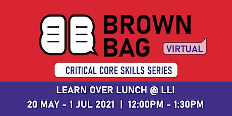 Brown Bag : Understanding and Navigating Conflict Effectively tickets