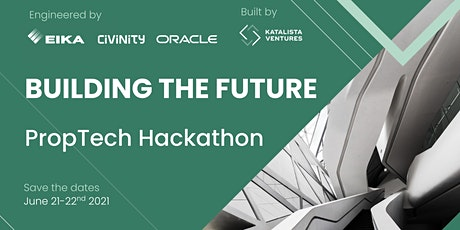 BUILDING THE FUTURE PropTech Hackathon boletos