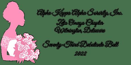 73rd Annual Zeta Omega Debutante Program Information Session tickets
