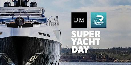 Deutsch Miller Superyacht Sponsor Day tickets