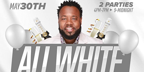 Sam Sylk's All White Affair 2021 tickets