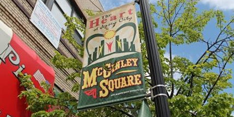 McGinley Square Pedestrian Plaza Community Meeting tickets