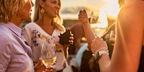 Sip into Summer Rooftop Wine Tasting tickets