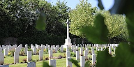 CWGC War Graves Week Tours - Harrogate Stonefall Cemetery tickets