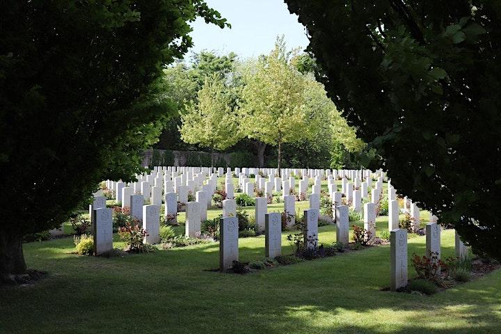 CWGC War Graves Week Tours - Harrogate Stonefall Cemetery image