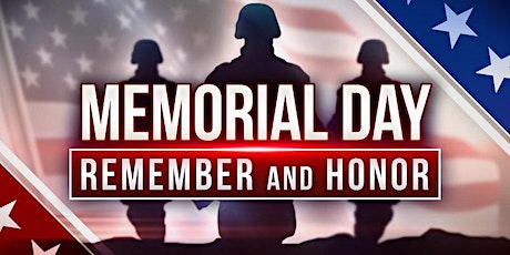 Come Celebrate and Honor our Fallen Heroes tickets