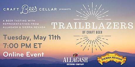 Trailblazers of Craft Beer : A toast to American Craft Beer Week tickets