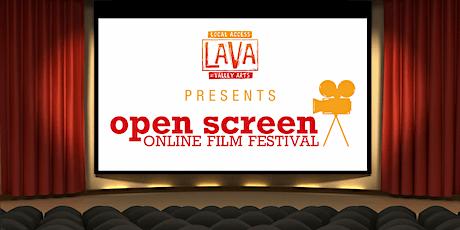 Open Screen Online Film Festival tickets