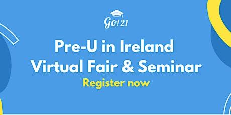 Pre-U in Ireland Virtual Fair & Seminar tickets