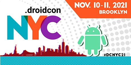 droidcon NYC 2021 tickets