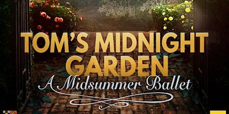 Tom's Midnight Garden - A Midsummer Ballet tickets