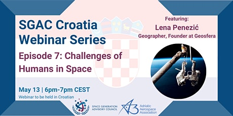 SGAC Croatia Webinar Series, Webinar #7 tickets