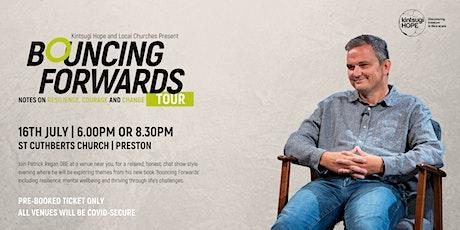 Bouncing Forwards Tour | St Cuthbert's Preston tickets