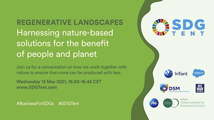 Regenerative landscapes: Harnessing nature-based solutions image