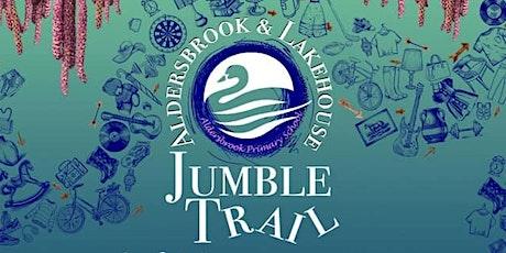 Aldersbrook & Lakehouse Jumble Trail 2021 tickets