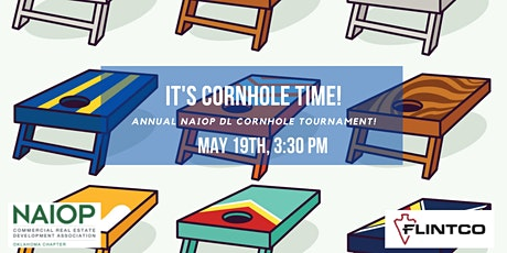 NAIOP DL Cornhole Tournament tickets