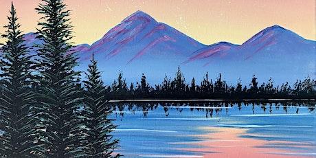 Paint Night: Majestic Mountain tickets