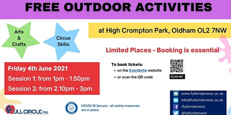 Free Outdoor Activities tickets