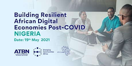Building Resilient African Digital Economies post-COVID – Focus on Nigeria tickets
