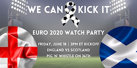 We Can Kick It - Euro Watch Party tickets