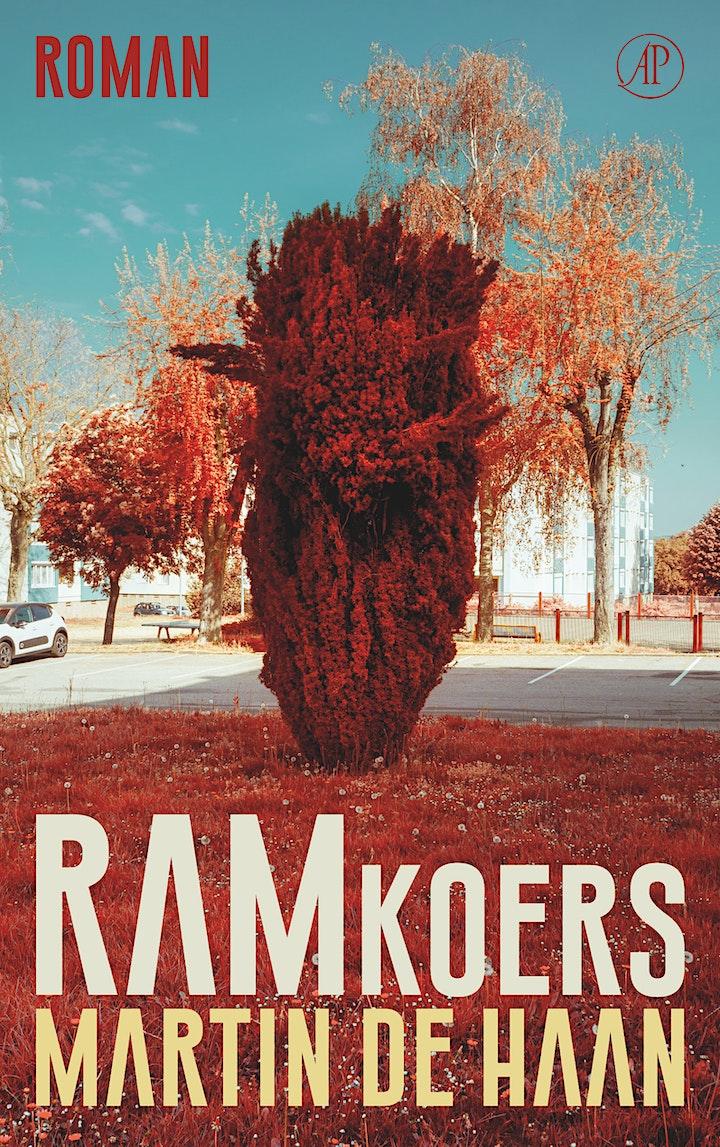 Boekpresentatie Ramkoers en vernissage foto expositie Martin de Haan image