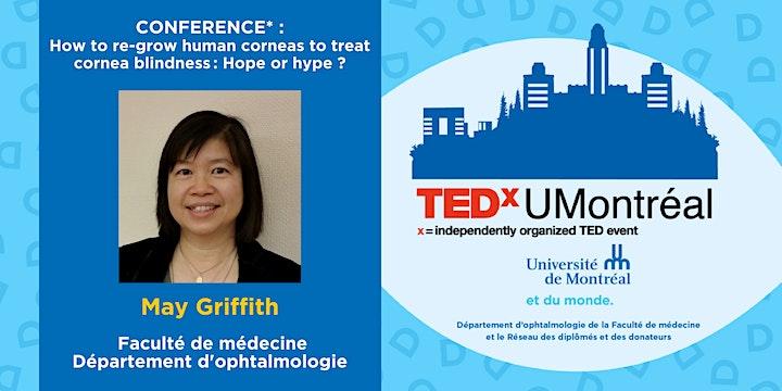 Image de TEDxUMontréal | Thème : la vision sous toutes ses formes