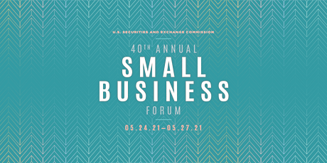 40th Annual SEC Small Business Forum bilhetes