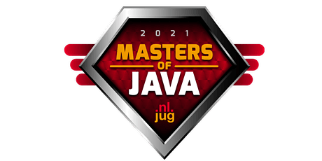 NLJUG Masters of Java 2021 (Powered by First8) tickets