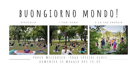 SeminArti:  Special Class - Yoga risvegliare i sensi e l'energia interiore biglietti