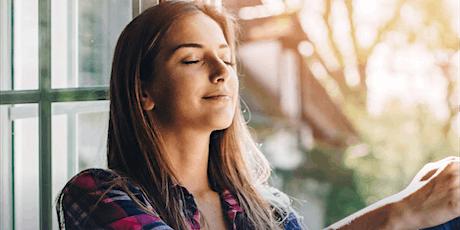 Cinco passos essenciais para meditar já bilhetes
